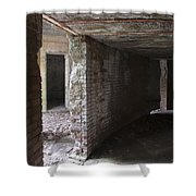 Fort Totten 6790 Shower Curtain
