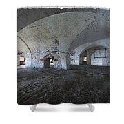 Fort Warren 7124 Shower Curtain