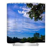 Frederick Maryland Countryside Shower Curtain