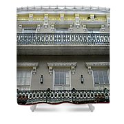 French Quarter 15 Shower Curtain