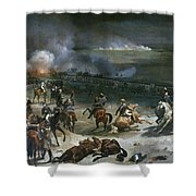 French Rev: Valmy, 1792 Shower Curtain