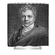 Friedrich W.j. Von Schelling Shower Curtain by Granger