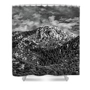 From Bog Spring Trail Shower Curtain