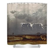 From North Cape Shower Curtain