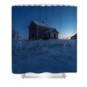Frozen And Forgotten Shower Curtain