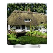 Fulling Mill Arlesford Shower Curtain