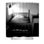 Gable Sanctuary Shower Curtain