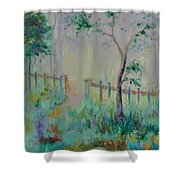 Garden And Beyond Shower Curtain