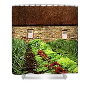 Garden Farm Shower Curtain