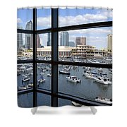 Gasparilla Shower Curtain