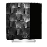 Geometrix Shower Curtain