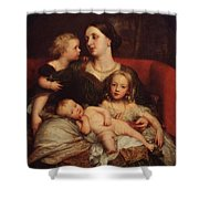 George Augustus Frederick Cavendish Shower Curtain