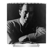 George Gershwin, American Composer Shower Curtain