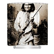 Geronimo Shower Curtain