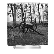 Gettysburg Series Seminary Ridge Shower Curtain