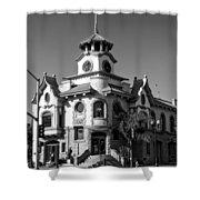 Gilroy's Old City Hall Shower Curtain