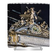 Glory Of Commerce Shower Curtain