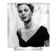 Grace Kelly Shower Curtain