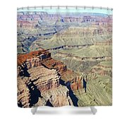 Grand Canyon27 Shower Curtain