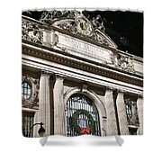 Grand Central Station New York City Shower Curtain