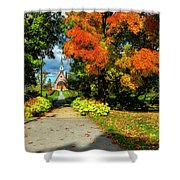 Grand-pre National Historic Site 02 Shower Curtain