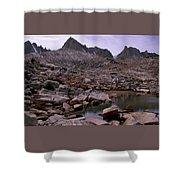 Granite Park Shower Curtain