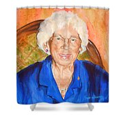 Granny Shower Curtain