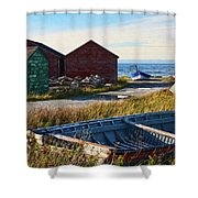 Gros Morne National Park, Canada Shower Curtain
