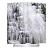 Guam, Talofofo Falls Shower Curtain
