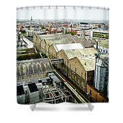 Guinness Brewery In Dublin Shower Curtain