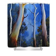 Gumtree View Shower Curtain