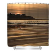 Hampton Beach New Hampshire Usa  Shower Curtain