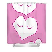 Baby Blues Shower Curtain