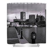 Harbor Walk Shower Curtain
