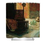 Harem Scene Henry Siddons Mowbray Shower Curtain
