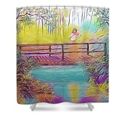 Harmany Shower Curtain