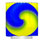 Harmony 22 Shower Curtain