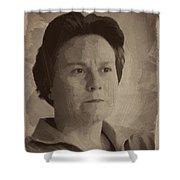 Harper Lee Shower Curtain