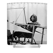 Harriet Quimby (1875-1912) Shower Curtain