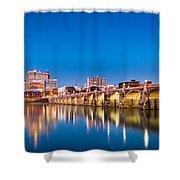 Harrisburg, Pennsylvania Shower Curtain
