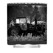 Harvesting The Fields Shower Curtain