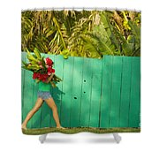 Hawaii Lifestyle Shower Curtain