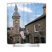 Hay-on-wye Shower Curtain