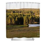 Hayden Valley 2 Shower Curtain