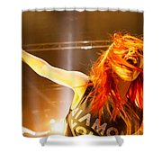 Hayley Williams Shower Curtain