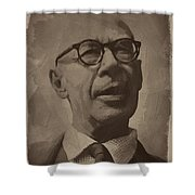 Henry Miller 2 Shower Curtain