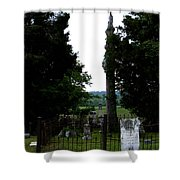 Heroes Of Olmsted Shower Curtain