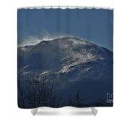 High Winds Shower Curtain