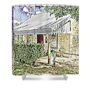 Limestone Cottage Shower Curtain