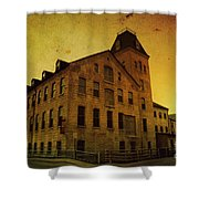Historic Fox River Mills Shower Curtain